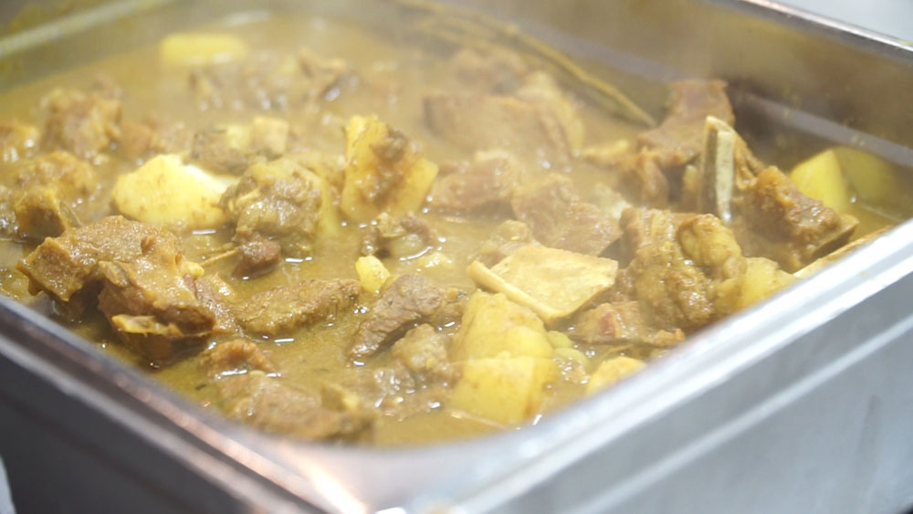 Pot of Oxtail
